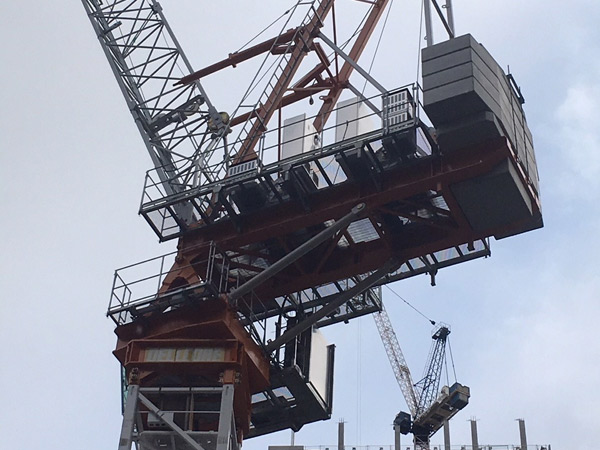 Tower-Cranes  photo
